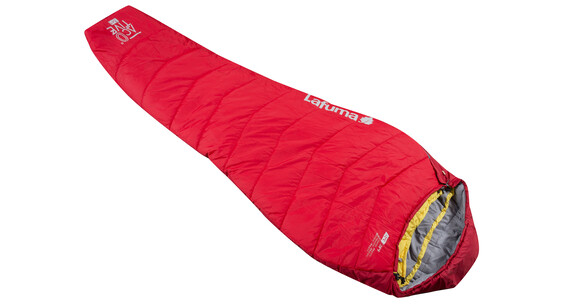 Lafuma Active 0 Sleeping Bag 3in1 chili pepper